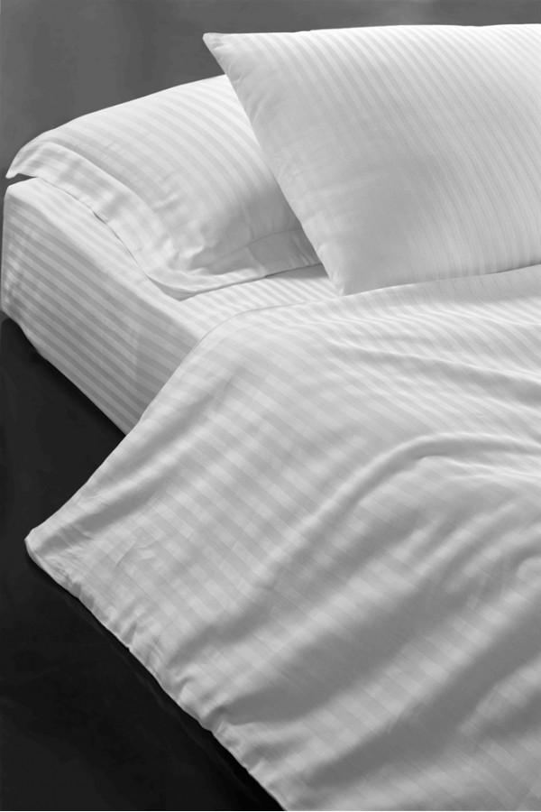Varol Zeus Serisi Pamuk Saten Otel Çarşafı Battal (Boy King)280x280cm